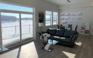 LeParc Dispaly Suite Interior